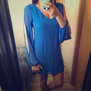 ♦️3/$20♦️ Blue Party Dress